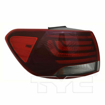 FIT KIA SORENTO 2019-2020 LEFT DRIVER OUTER TAILLIGHT TAIL LIGHT REAR LAMP - $121.28