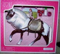 """Lori by OG PINTO Horse for 6"""" Dolls New - $17.70"""
