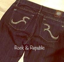 ROCK & REPUBLIC KASANDRA DIAMOND JEAN 31 - $68.00