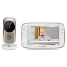 """Motorola MBP845CONNECT 5"""" Video Baby Monitor Camera with Wi-Fi - $200 - $120.29"""