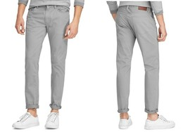 Polo Ralph Lauren Prospect Straight Stretch Pant Grey 31 X 30 - $69.29
