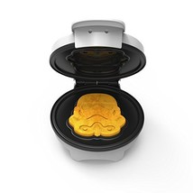 Star Wars Stormtrooper Waffle Maker with Nonstick Finish - ₹3,453.31 INR