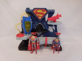 Superman DC Comics  Superfriends Playset with 2 figures - $21.02
