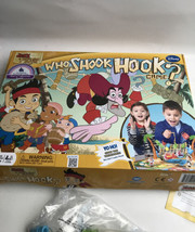 Disney Who Shook Hook? Jake and the Neverland Pirates Board Game Complete - $18.81