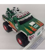 2007 HESS Truck / Monster Truck with Motorcycle and Original Box - $22.76