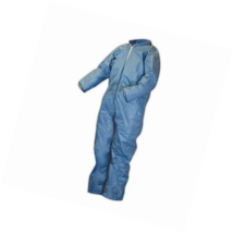 Kimberly-Clark 45316 KleenGuard A65 Flame Resistant Coveralls, 2XL, Blue... - $185.78