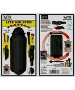 "Nite Ize Lite Black Stretch Flashlight Holster Fits 5/8 - 1-1/2"" diamete... - $13.29"