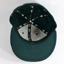 Humboldt State Lumberjacks HSU Fitted Cap Hat New Era 6 5/8 Jacks Wool 5950 image 8