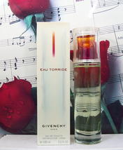 Givenchy Eau Torride EDT Spray 3.3 FL. OZ. NWB - $119.99