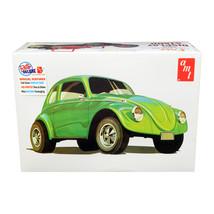 Skill 2 Model Kit Volkswagen Beetle Superbug Gasser 4 in 1 Kit 1/25 Scal... - $40.89