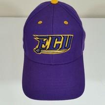 Purple ECU Eastern Carolina University Pirates Ball Cap Hat - $10.53