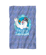 Fleece Blankets New Authentic Frosty the Snowman Fleece Blanket - $34.06+