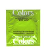 OKAMOTO Crown Assorted Colors 48-Count Pack - $9.11