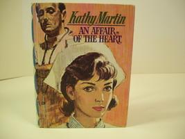 An Affair of the Heart by Josephine James, 11th book, Kathy Martin Nurse... - $16.99