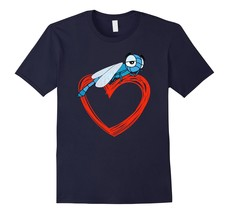 Best Shirts - Valentines Day Gifts Dragonfly is my Valentine T-Shirt Men - $19.95+