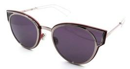 Christian Dior Sunglasses Dior Sculpt R7UC6 63-15-145 Lilac / Dark Purple Italy - $118.19