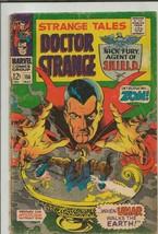 Strange Tales #156 ORIGINAL Vintage 1967 Marvel Comics Dr Strange 1st Zom - $34.64