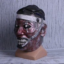 Spark Of Madness Game Dead by Daylight Cosplay Costume Mask The Scary Do... - $39.09