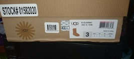 UGG Boots Size 3 Kids - $99.00
