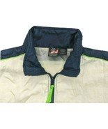 Vintage 90s USA Olympic Track Jacket Mens Size Large Color Block Barcelo... - $62.82