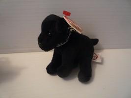 "Ty Beanie Babies 3"" Plack Dog Luke Mint with Tags 2006 - $4.94"