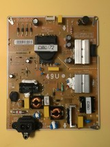 Lg 49UJ6300PUA, 49UK6300PUE, 49UK6090PUA Power Supply Board EAY64511101 - $23.27