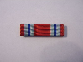 AIR FORCE COMBAT READINESS MEDAL RIBBON BAR:K7 - $5.60