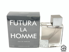 Armaf Futura La Homme Eau De Parfum Spray 3.4 Oz New Sealed In Box - $24.65