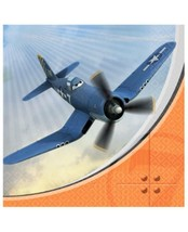 Planes Dusty and Friends Lunch Napkins Birthday Party 16 Per Package - $3.71