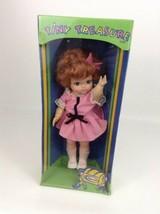 "Vintage Uneeda Tiny Treasure 50th Anniversary 1917 67 Doll 11"" Baby Mint in Box - $79.15"