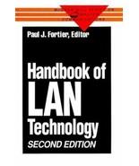 Handbook of LAN Technology by Paul J. Fortier (BRAND NEW Hardcover) - $33.65