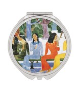 Ta Matete Paul Gauguin : Gift Compact Mirror Famous Oil Painting Art Art... - £9.44 GBP