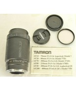 Tamron LD 70-300mm f/4.0-5.6 LD AF camera lens for Sony - $49.49