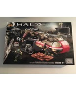Mega Bloks Halo Smuggler Intercept Building Set #38169 590Pcs New in Sea... - $50.99