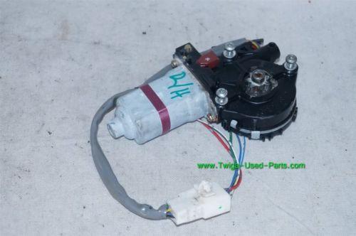 Toyota Sequoia Power Window Regulator Motor Front Right R/H 01-07
