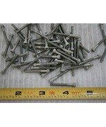 Machine Screws 4/40 x 1 Socket Cap Alloy Steel w/Pelletlock LOT of - 50#... - $24.09