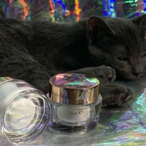 TWO NWOB Charlotte Tilbury Magic Cream 15mL Great Travel Ultra Luxe Moisturizer image 3