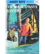 The Short-Wave Mystery (Hardy Boys, Book 24) by Franklin W. Dixon - $8.65