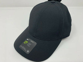 NEW! NIKE Women's AEROBILL Legacy91 Performance Golf Cap-Black 892721-010 - $49.38