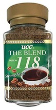 UCC The Blend Coffee 100g per Jar (Blend 118 (Strong), 1 Jar) - $20.27