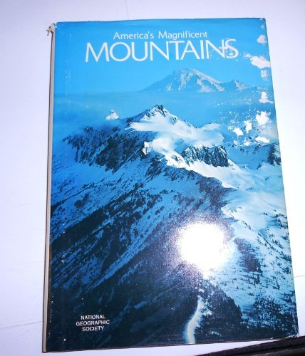Primary image for America's Magnificent Mountains (Special Publications Series 15) [Hardcover] Bre