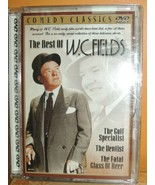 DVD The Best of WC Fields Golf Specialist Dentist Fatal Glass of Beer Balto - $5.39