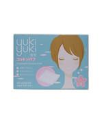 Yuki Yuki Japan Made Cotton Pads 80 sheets  - $8.08