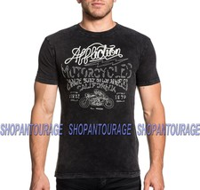 Affliction Twisted Speed Stitch A17463 Men`s Graphic Fashion MMA T-shirt... - $43.50