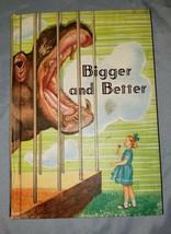 Winston Health Series 'Bigger and Better' Pattric O'Keefe & Cyrus Maxwel... - $6.93