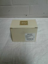 MIKASA Holly Sleigh Candleholder With Box Excellent New - $12.85