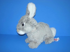 "Melissa & Doug Gray Bunny Rabbit Plush Toy 11"" - $8.91"