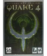 Quake 4: Special DVD Edition (PC, 2005) Video Game - $7.00