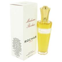 MADAME ROCHAS by Rochas 3.4 oz / 100 ml EDT Spray for Women - $43.56
