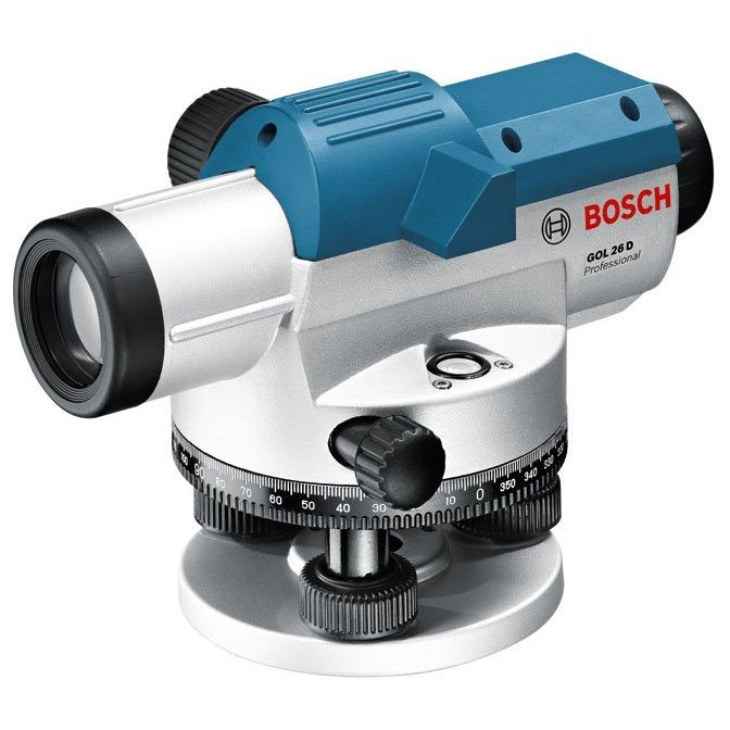 [Bosch]NEW Bosch GOL26D Auto Level Professional Optical  Level with 26x